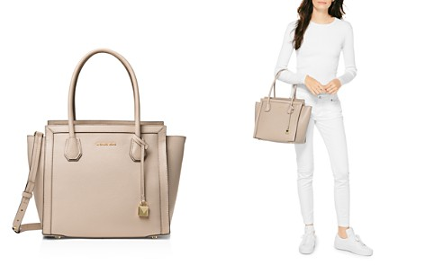 MICHAEL Michael Kors Mercer Studio Large East/West Leather Tote - Bloomingdale's_2